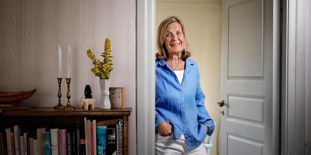 Monika Tunbäck-Hanson. Foto: Lisa Thanner.